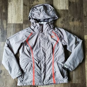 The north face double jacket